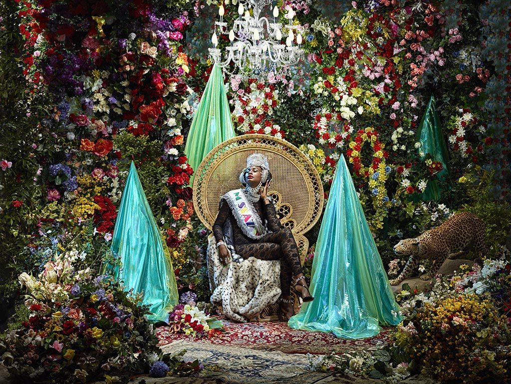 Afrotopia 2018_Afrkiaanse-Fotobiennale-Athi-Patra-Ruga-Miss-Azania-excile-is-waiting-2015