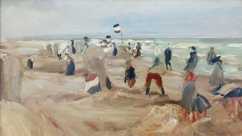 Max-Liebermann-in-Den-Haag-Strandzicht-1900-foto-Wilma-Lankhorst