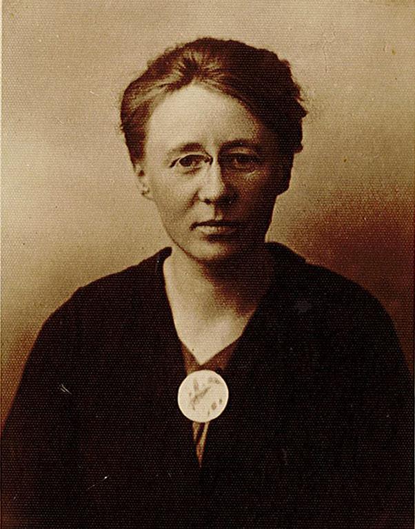 Alida Pott pasfoto-1921-particuliere-collectie
