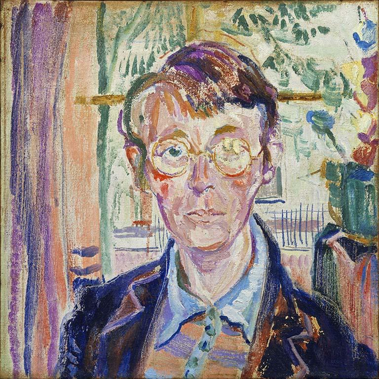 Alida_Pott-portret-door-George-Martens_De-Ploeg-Groninger-Museum