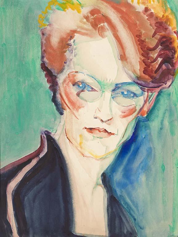 Alida_Pott_portret-Hilda-Idema_zj_Alida-Pott-_Groninger-Museum