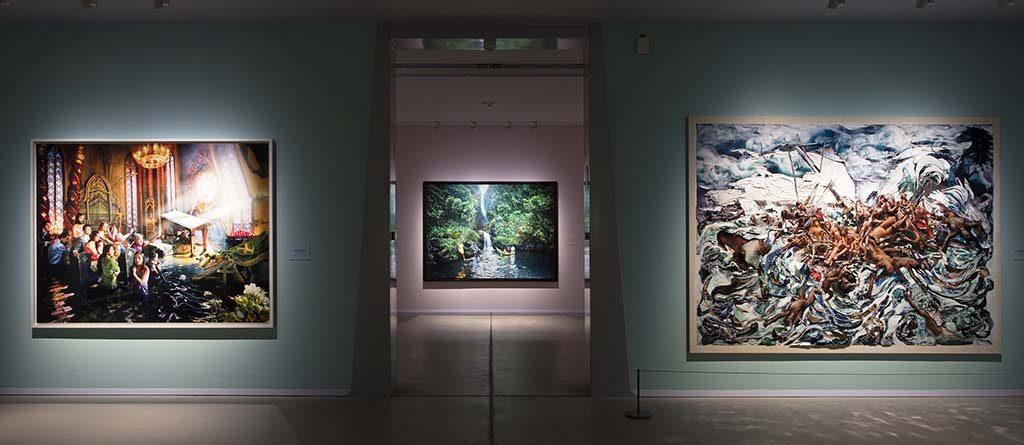 David_LaChapelle_zaaloverzicht_Groninger-Museum
