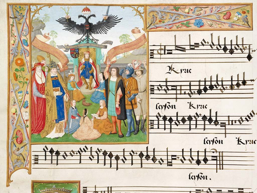 Hof_van_Busleyden_Margerata-van-Oostenrijk-pagina-uit-haar-Koorboek_foto-Digitallab-Leuven.