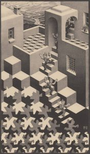 Kringloop-1938-M.C.-Escher-©-the-M.C.-Escher-Company-B.V.