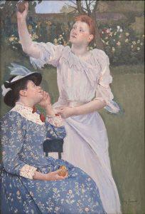 Mary_Cassatt_Jonge-vrouwen-die-fruit-plukken-1892-Coll-Carnegie-Museum-Pittsburgh