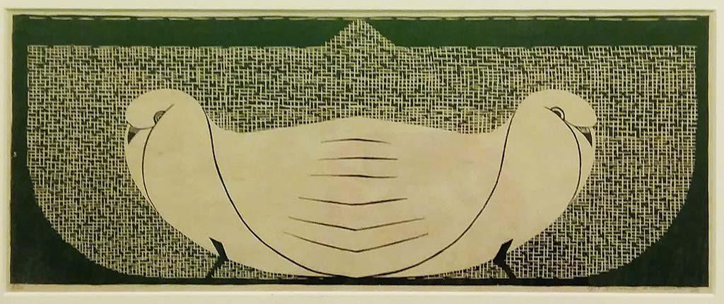 Twee-Duiven_houtsnede_-1933_Samuel_Jesserun_de_Mesquite_Joods-Historisch-Museum-foto-Wilma-Lankhorst
