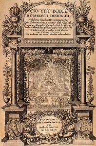 Cruydenboek_Rembert_Dodoens_1554.