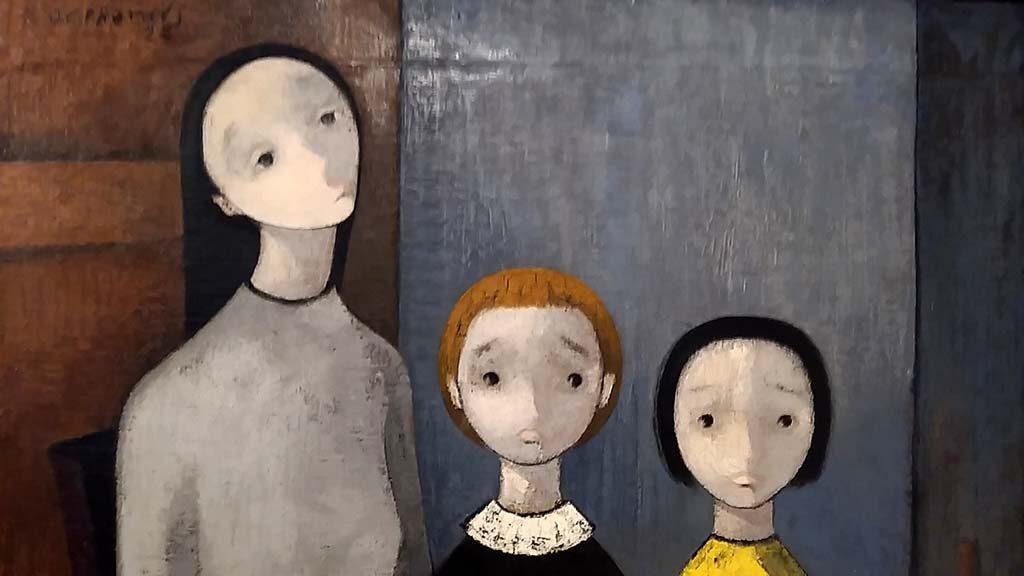 Valencia_SiC_IVAM-Juana-Frances-Moeder-en-kinderen-1952-foto-Wilma-Lankhorst.