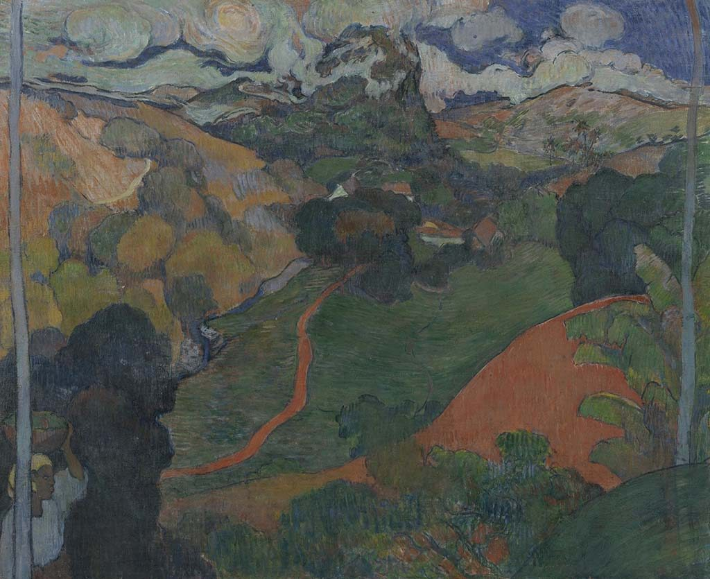 Van-Gogh-Museum-Landschap-op-Martinique-©Laval-op-martinique-1887-188