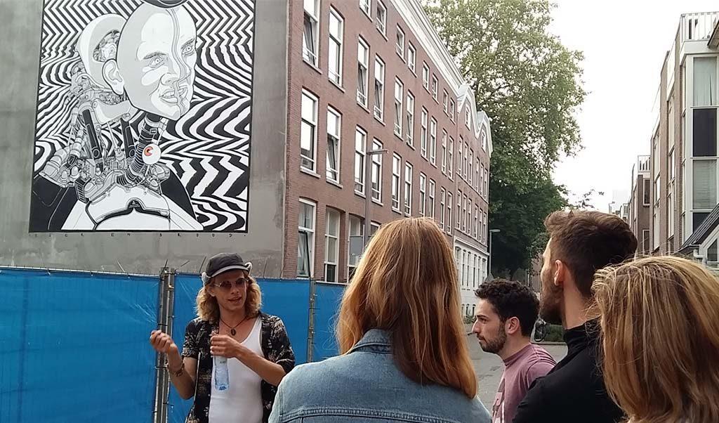 Rotterdam Freestreet-art-tour-Frank-foto-Wilma-Lankhorst.