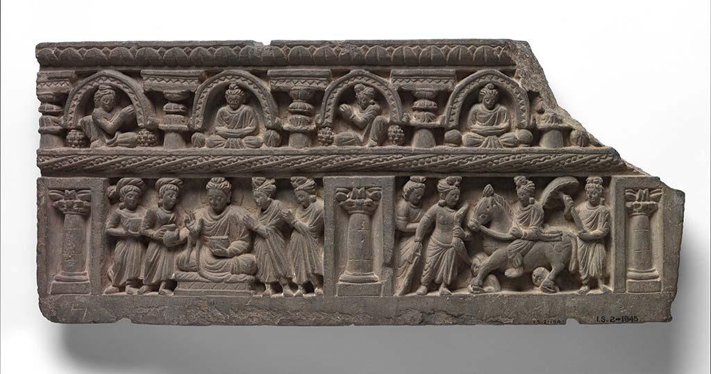 relief-het-grote-vertrek-Pakistan-coll-Vic-en-Albert-Museum-Londen
