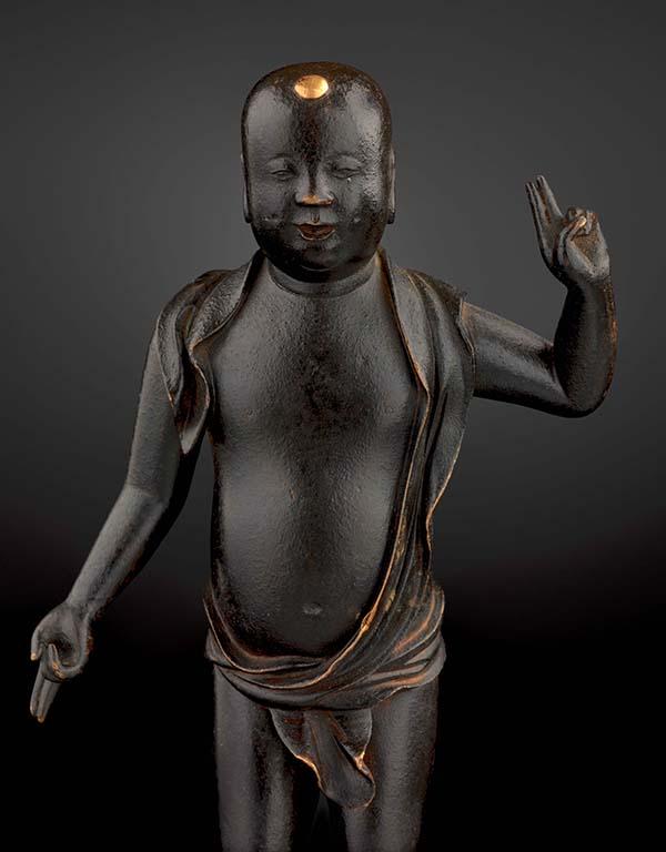 Tanjobutsu-de-historische-Boeddha-als-kind-coll-Wereldmuseum-Rdam