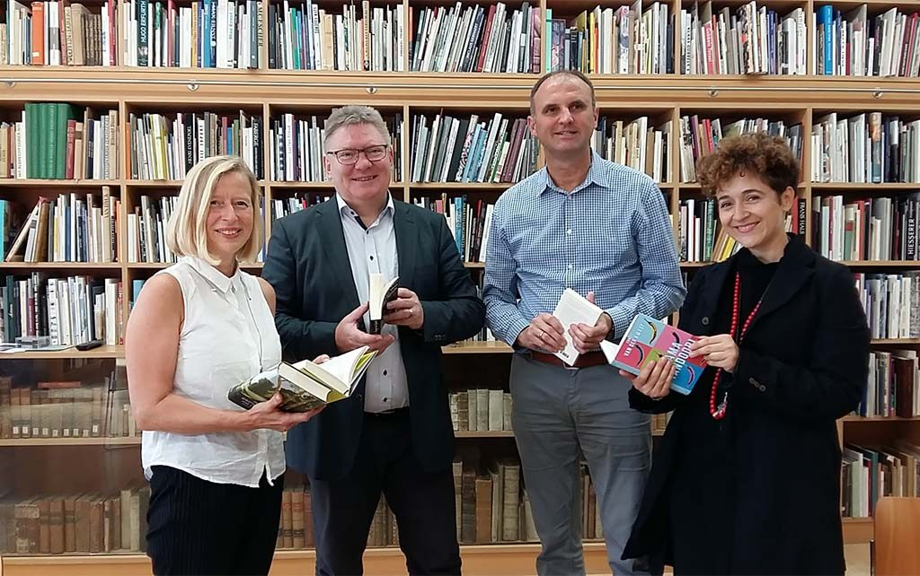 literaire herfst boekhandel-Hintzen-WDR-presentator-Ludger-foto-Wilma-Lankhorst