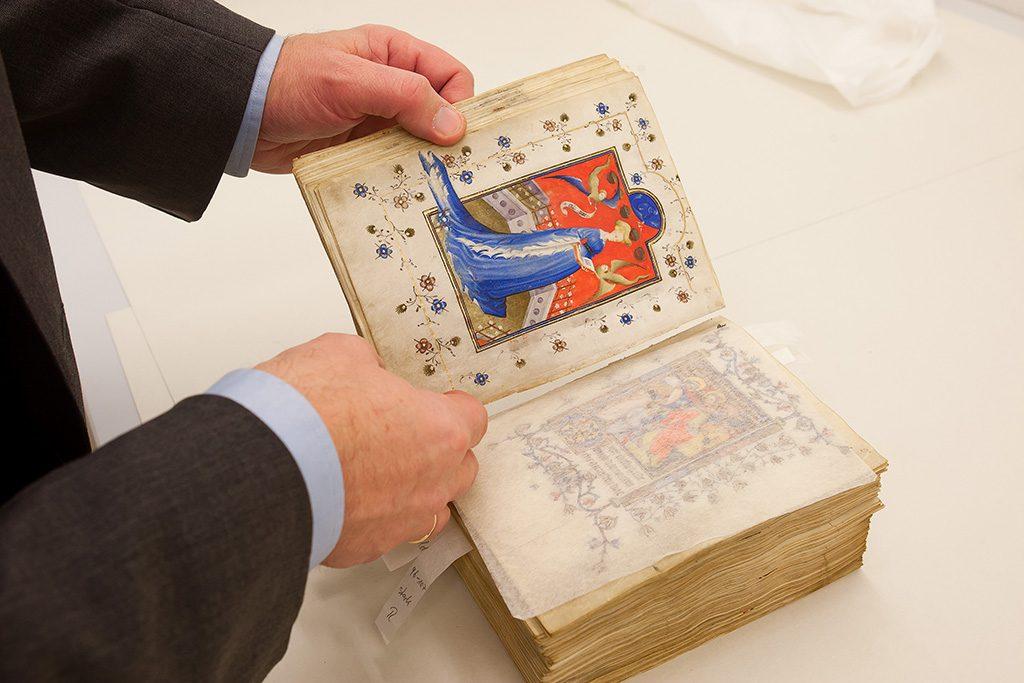 Maria van- Gelre Gebedenboek -Staatsbibliothek-zu-Berlin
