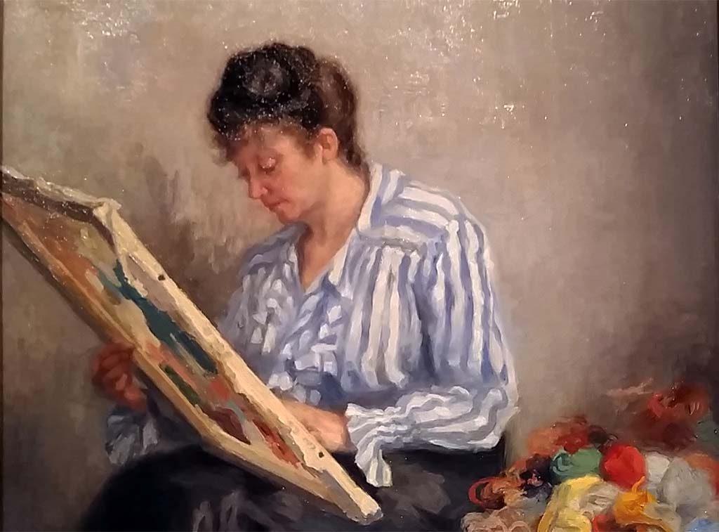 1001_vrouwen-portret-183-Nelly-Bodenheim-1919-©Agnieta-Gijswijt