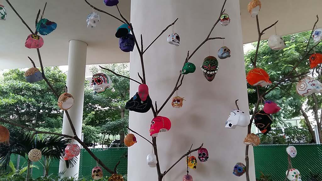 Dia de los Muertos Museum-Cancun-workshop-2-foto-Wilma-Lankhorst