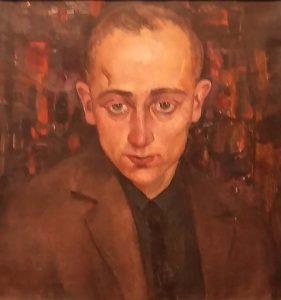 Kees-Timmer-zelfportret-1-foto-Wilma-Lankhorst
