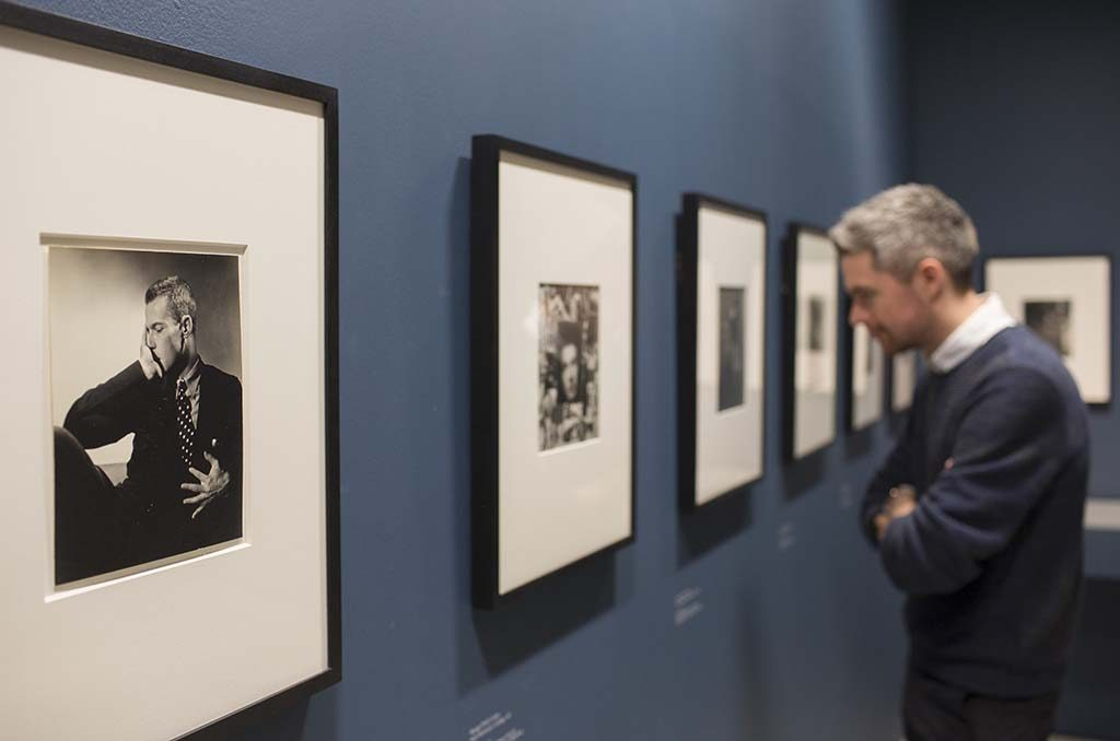 Barbican-Centre-portret-George-Platt-Lynes-©-Glenway-Wescott-foto-John-Phillips-Getty-Images
