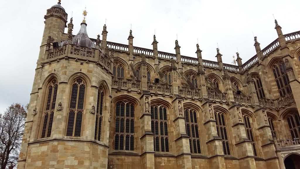 Windsor Castle St.-georges-Chapel-foto-Wilma-Lankhorst.