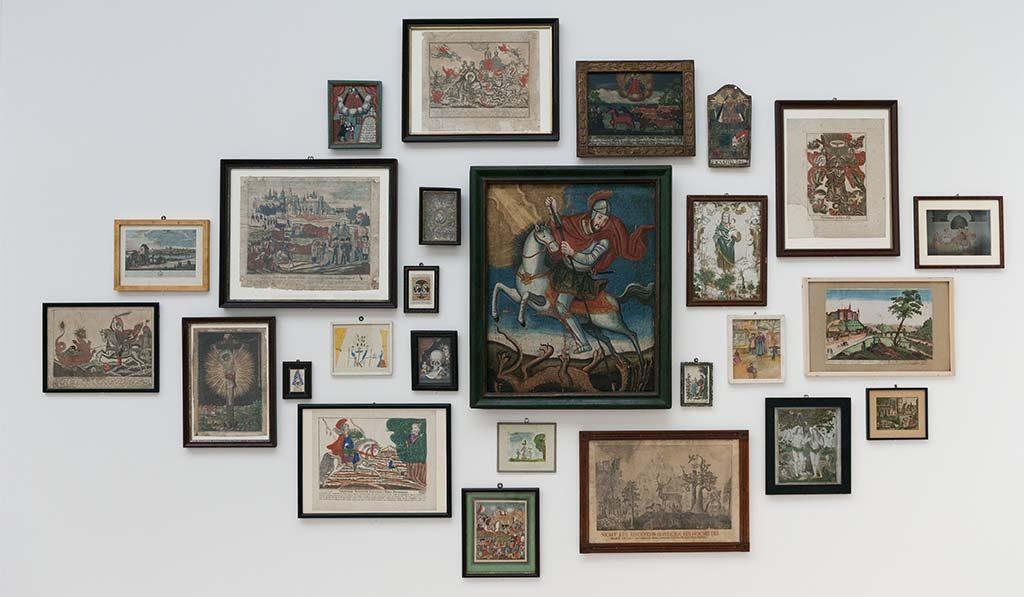 Gabriele Münter tableau-blauer-reiter_coll-Lehnbach-Haus