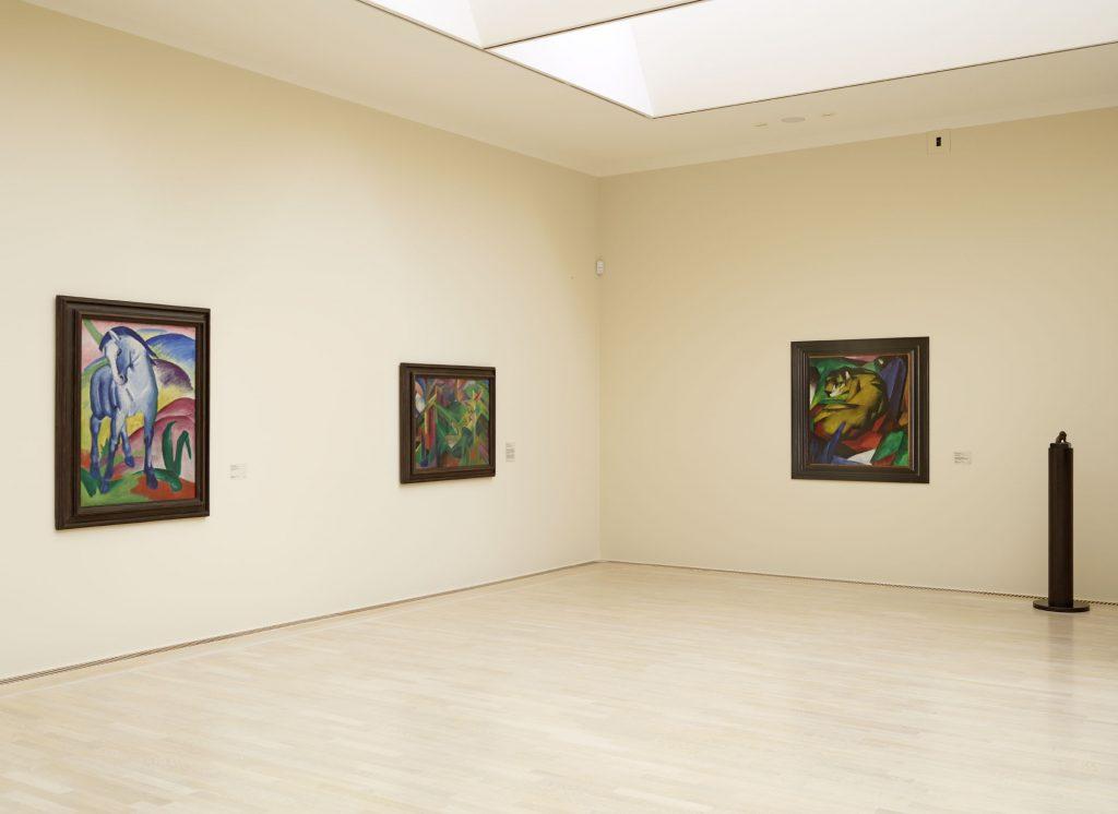 Gabriele_Munter_2016_Blauer-Reiter__Raum_32_Städtische-Galerie-im-Lenbachhaus-und-Kunstbau-Münche