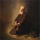 JCK_AMS_Rembrandt_St-Petrus-in-de-gevangenis_1631_Museum-Israel