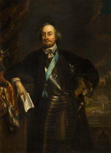 Rembrandt-jaar-Mautitshuis-Portret-Johan-Maurits.