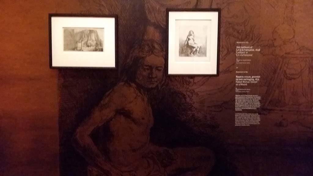 Saskia-en-Rembrandt-begin-expo-3-wand-Fries-Museum-foto-Wilma-Lankhorst