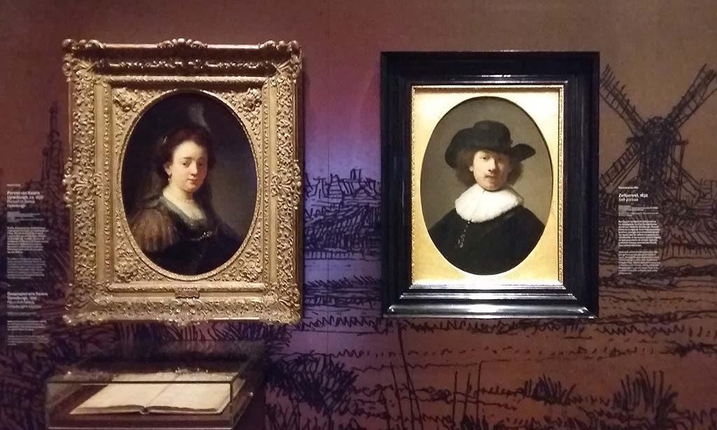 Saskia-en-Rembrandt-begin-expo-Fries-Museum-foto-Wilma-Lankhorst