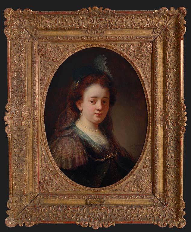 Saskia-van-Uylenburgh-1636-©Govert-Flinck