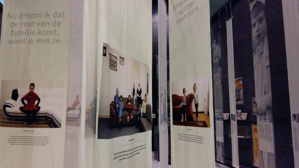 Museum Het Valkhof _kinderen van de oorlog foto Wilma Lankhorst