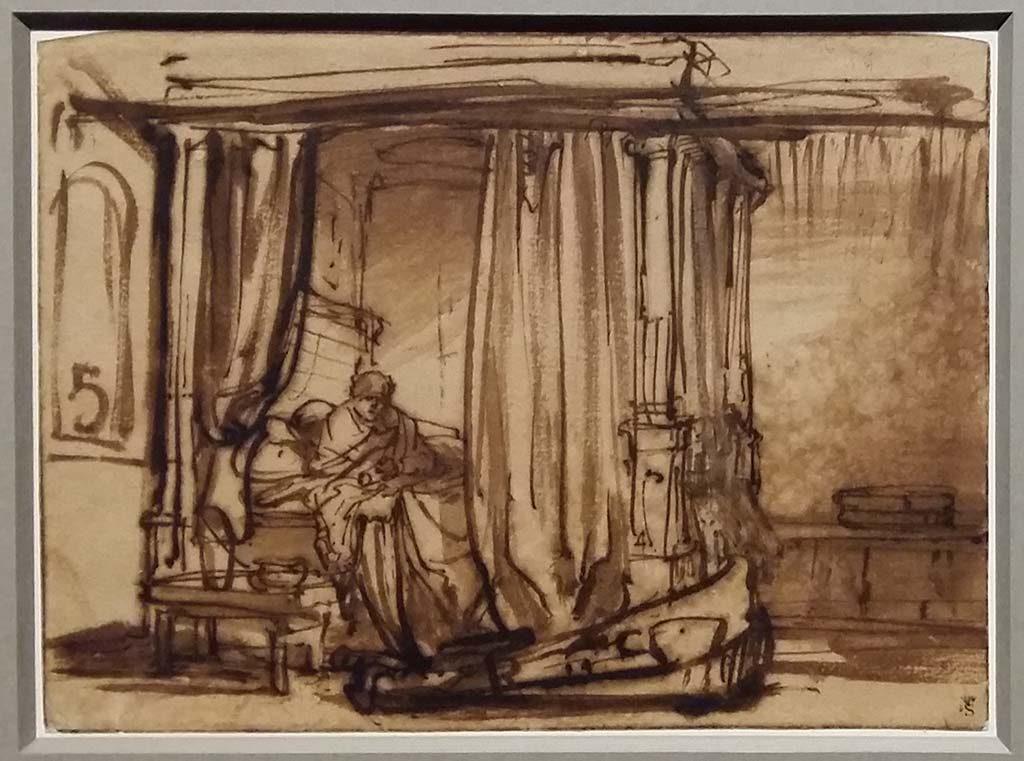 Alle_Rembrandst_slaapkamer-met-Saskia-op-bedrand-1638