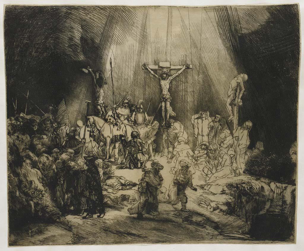 Alle_Rembrandts_Rembrandt-van-Rijn-De-drie-kruisen-1653