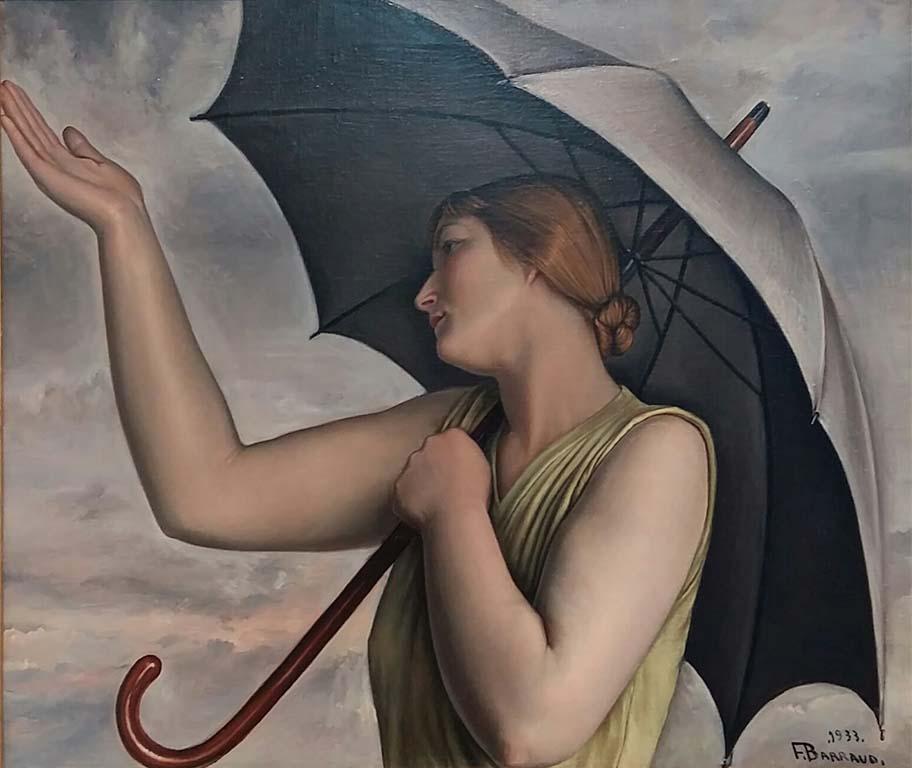Broers-Barraud_-François-Barraud-de-vrouw-met-de-paraplu-1933-Cill-Zwitserse-Confederatie-foto-Wilma-Lankhorst