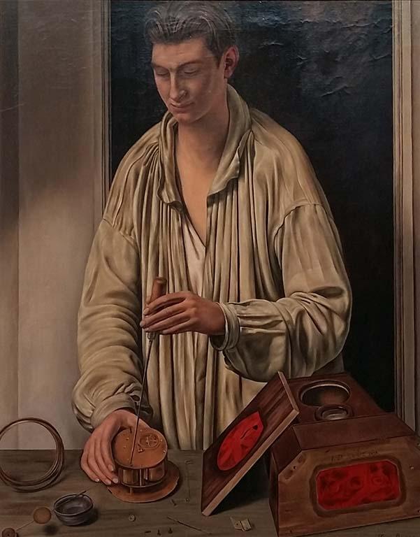 Broers Barraud Aimè-Barraud-klokkenmaker-1935-Coll.-Musse-dart-et-lhistoire-Neuchatel-foto-Wilma-Lankhorst