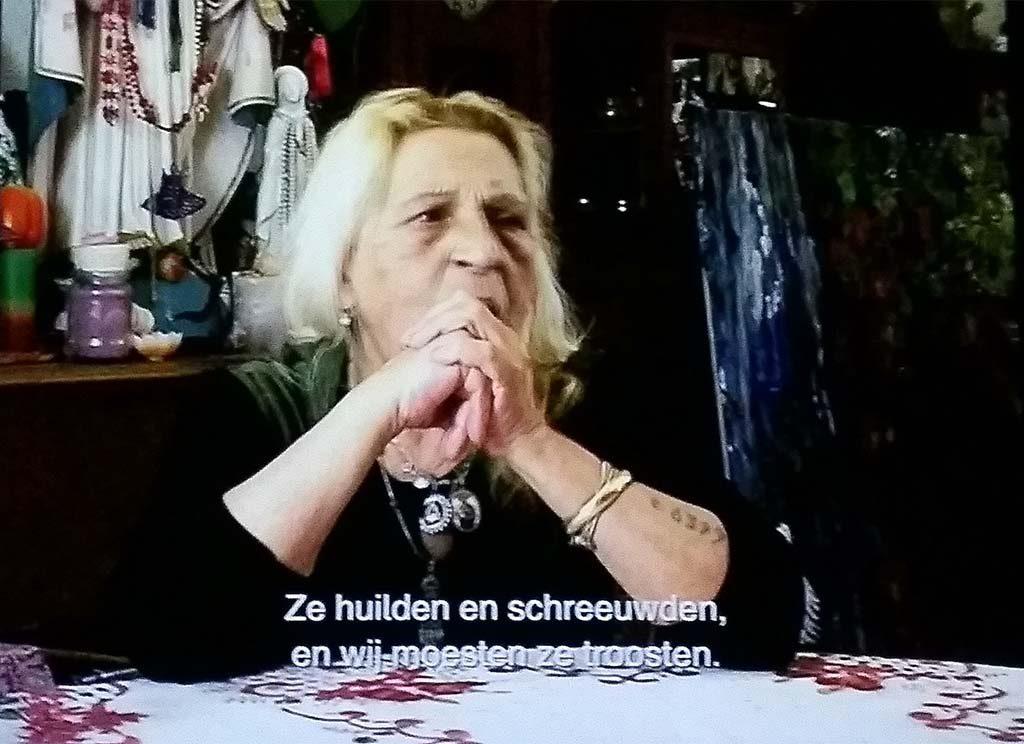 Ceija_Tsojka-video-still-de-bevrijders-in-bergen-Belsen-foto-Wilma-Lankhorst