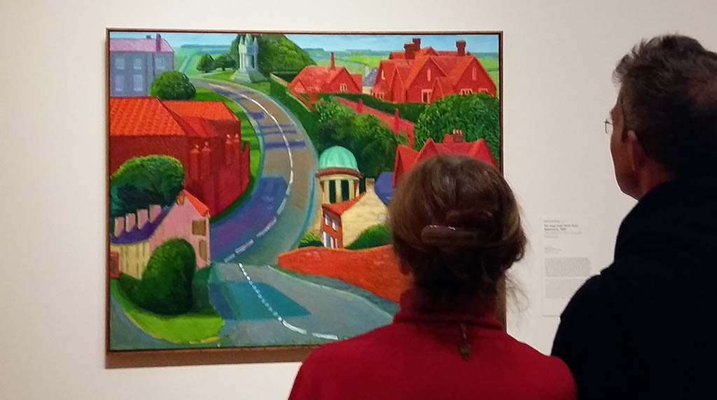 David_Hockney-The-road-to-York-through-Sledmere-1997-foto-Wilma-Lankhorst