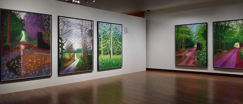 David_Hockney-de-komst-van-de-lente-in-Wooldgate-2013-iPad-foto-Wilma-Lankhorst.