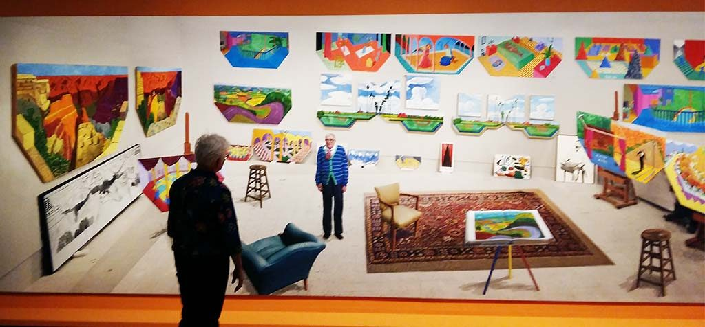 David Hockney_The-Studio_december-2017