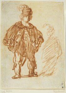Hermitage_Amsterdam_De_Schatkamer_Rembrandt_tekening