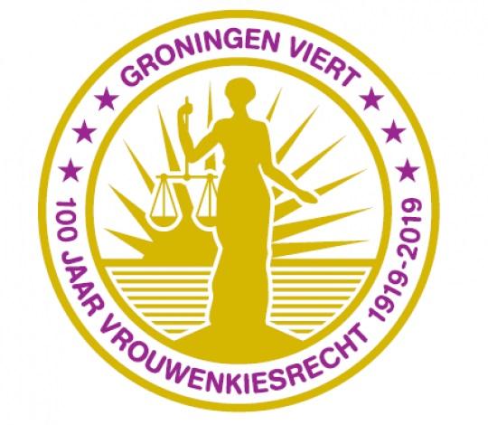 Logo-100-jaar-vrouwenkiesrecht-Groningen.