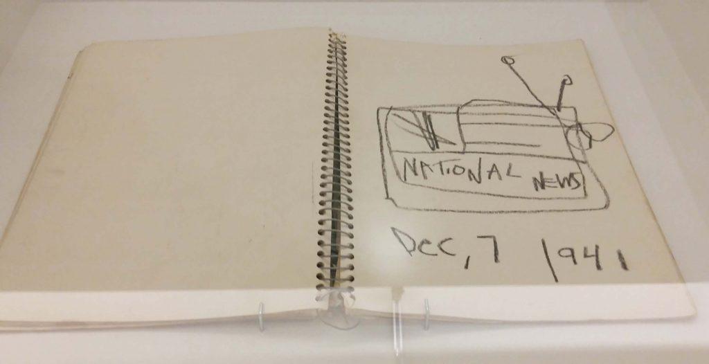 Museum_SCHUNCK_Basquiat-notitieboek-Wilma-Lankhorst