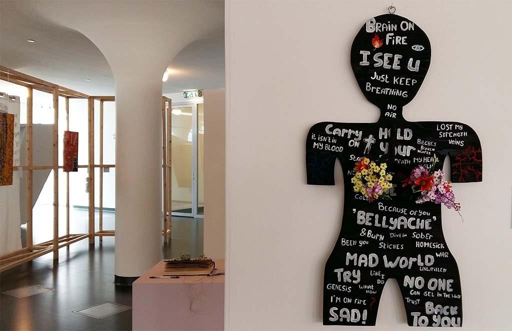 Museum_SCHUNCK_Bernardius-X-Basquiat-Gwen-Didden-2019-Gwen-Grays-Anatomy-foto-Wilma-Lankhorst