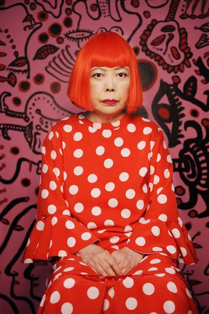 Yayoi Kusama_ Yayoi-Kusama-Studio-Inc.-Ota-Fine-Arts-Tokyo-en-Victoria-Miro-London-©-Yayoi-Kusama