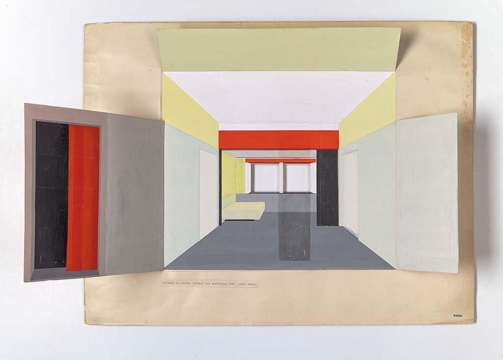 Bauhaus_invloed-van_Van-Doesburg_Peter-Keler-Wohnung-in-Weimar.-ontwerp en uitvoering (1927)
