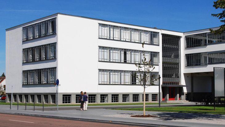 Dessasu_Bauhaus-Saksen Anholt Tourismus