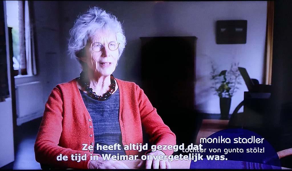 Gunta_Stölzl_Video-still-dochter-Monika-foto-Wilma_Lankhorst