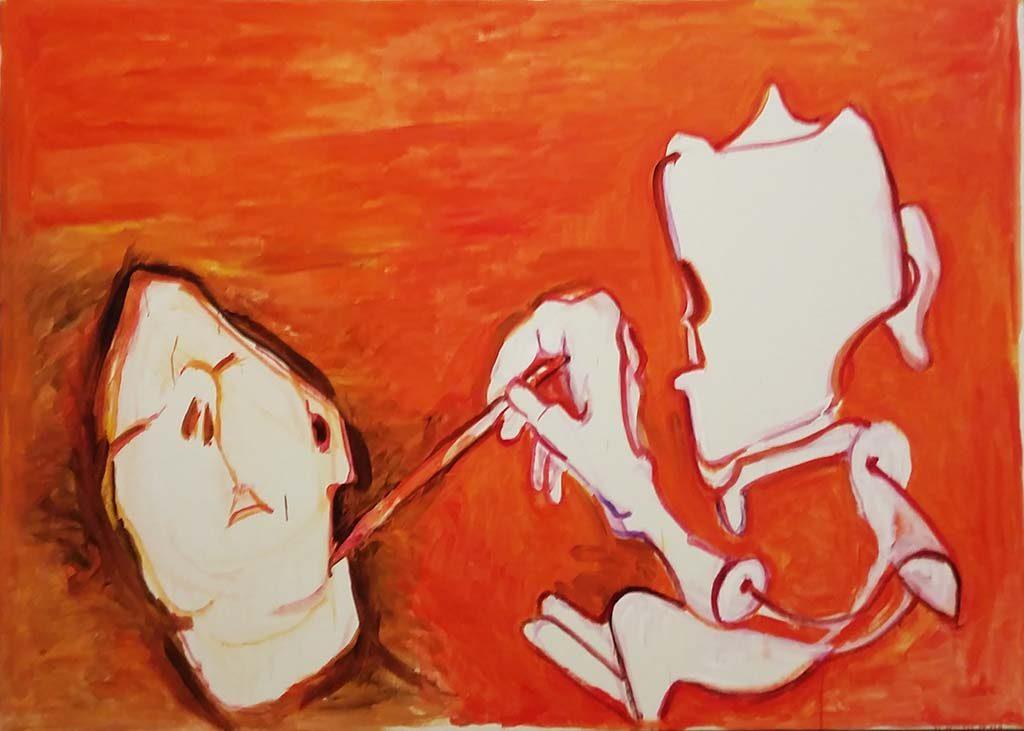 Maria_Lassnig-Getekend-door-de-dood-20111-foto-Wilma-Lankhorst