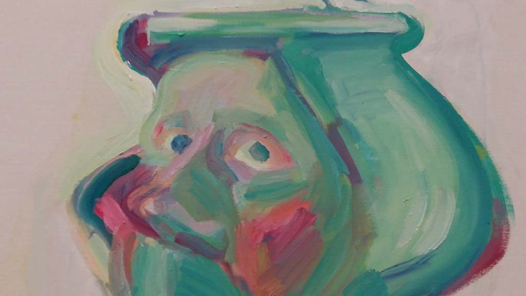 Maria Lassnig detail-portret-foto-Wilma-Lankhorst