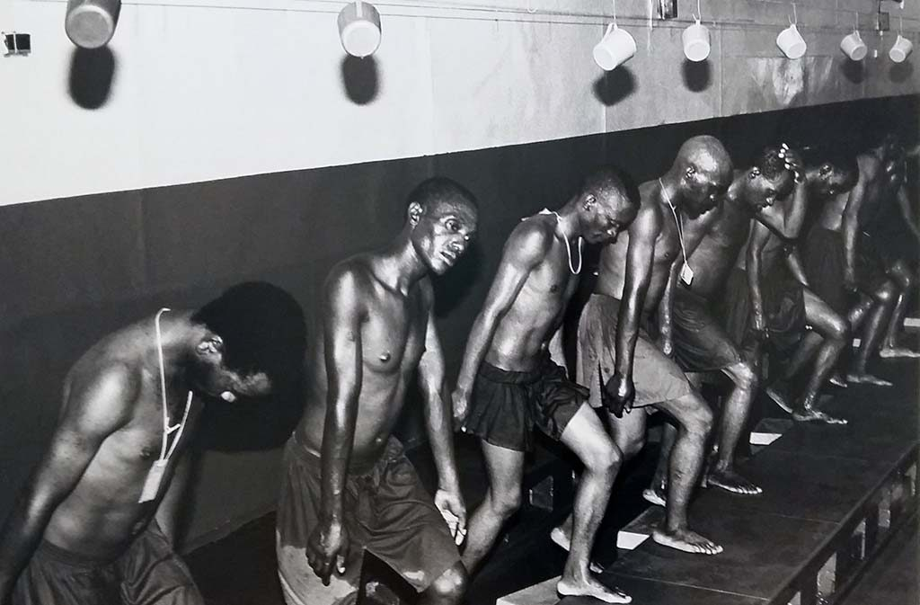 Welkom_in-Suid-Afirka-1991-in-de-mijnen-Ad-van-Denderen_foto-©-Wilma_Lankhorst